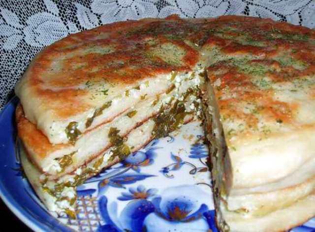 Самые вкусные осетинские пироги рецепты пошагово