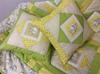 ткани на детское постельное белье купить