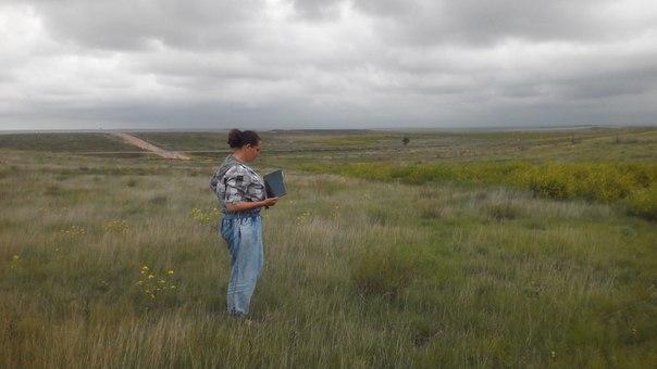 Ландшафты Национального парка Pawnee National Grassland, Колорадо