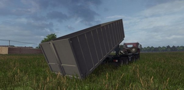 Прицеп IT Runner Container v 1.1