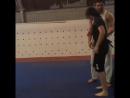 [Kavkaz vine] тренировка заднего сальто