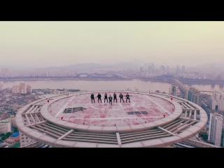 |MV| MONSTA X - HERO (Rooftop Ver.)
