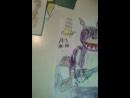 Мои рисунки фнаф 2 =3
