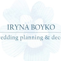 Iryna Boyko Wedding planning&decor