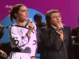 Romina Power et Al bano - Interview en espagnol, Sharazan