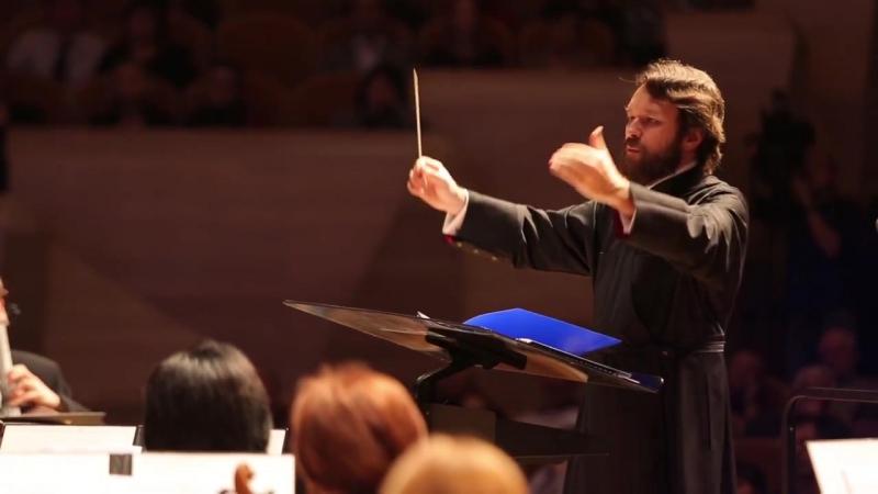 Bach. Ich ruf zu dir, Herr Jesus Christ. Conductor Metropolitan Hilarion Alfeyev