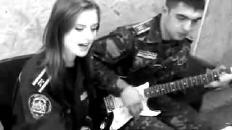 Афганистан песня под гитару девушка очень красиво поет