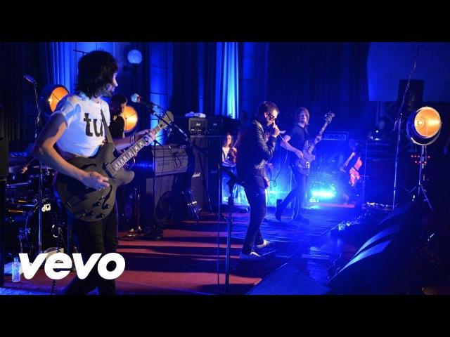 Kasabian Goodbye Kiss in the Live Lounge