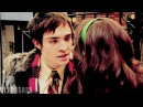 Chuck and blair | Loving her was red