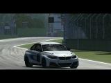 AssettoCorsa BWM M235i Racing  imola