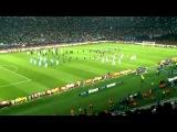 Выступление Перед Матчем Барселона Севилья Грузия Финал Суперкубка УЕФА 2015