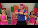 Debbie Doo Dance Song For Kids - Roll Your Hands - With Dance School