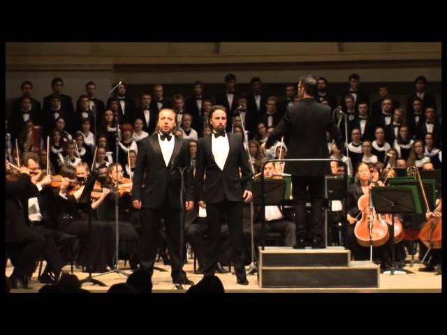 -E lui! desso L'Infante!...Verdi Don Carlo duet - Konstantin Brzhinsky Sergey Polyakov