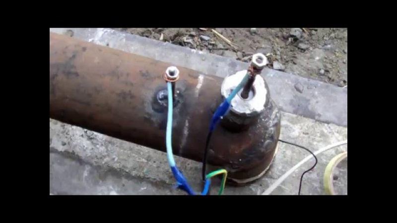 Самодельный не убиавемый электро котёл для ветряка минимум затрат electrocopper