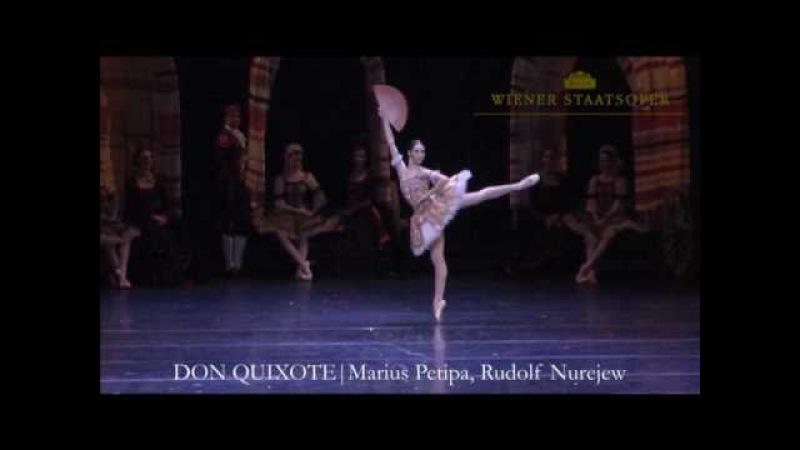WIENER STAATSBALLETT in Nureyev´s Don Quixote
