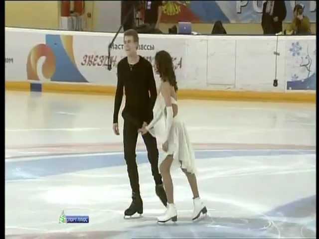 Elena ILINYKH Nikita KATSALAPOV 2012 Gala Russian Nationals