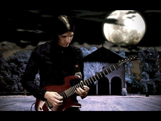 Dan Mumm J S Bach Concerto in Am BWV 1041 Classical Metal Guitar