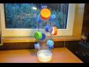Как сделать развивающую игрушку Монтессори для ребенка своими руками из пласти