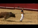 Incredible Spanish Bull Leapers Recortadores