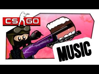 SHIMORO - ПОСОСИ МОЁ AWP! (CS:GO Music Video)