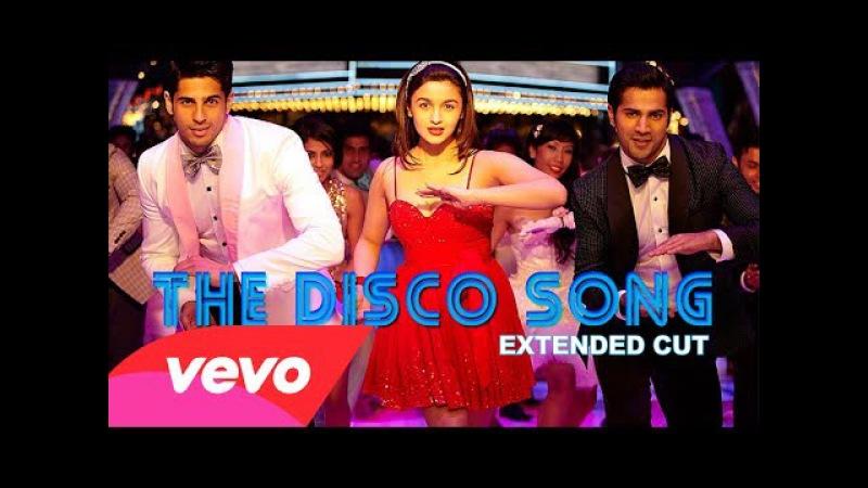 The Disco Song - SOTY   Alia Bhatt   Sidharth Malhotra   Varun Dhawan