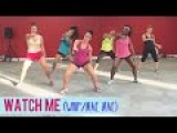 Silento - Watch Me (WhipNae Nae)  Dance Fitness with Jessica #WatchMeDanceOn