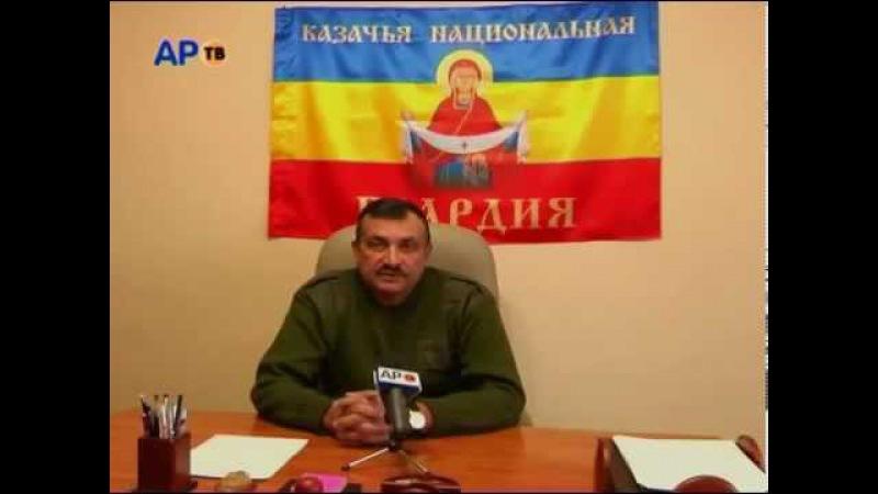 Боевики ЛНР убили главарей банды казаков Козицына в Антраците