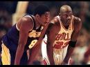 17.12.97 Lakers vs vs. Kobe [MJ 36 pts.,Kobe 33 pts][Second Half]