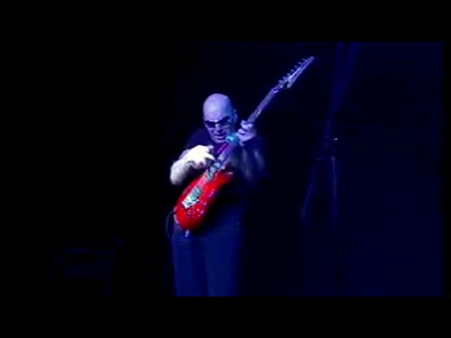 Joe Satriani - Searching (Live in Anaheim 2005 Webcast)