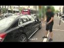 Разбил Mercedes S63 AMG