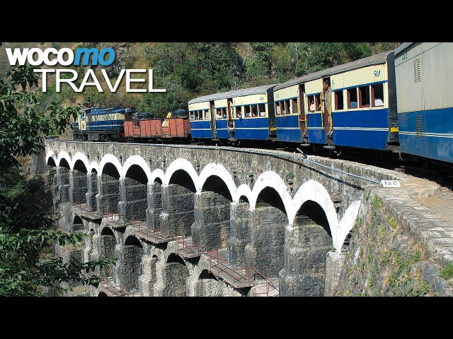 The Kalka Shimla Railway Documentary in HD Toy Trains Part I