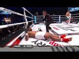 Rico Verhoeven se impõe, nocauteia Benjamin Adegbuyi e defende cinturão no Glory 26