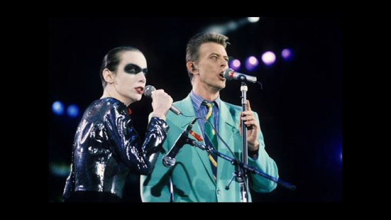 Queen Annie Lennox David Bowie - Under Pressure
