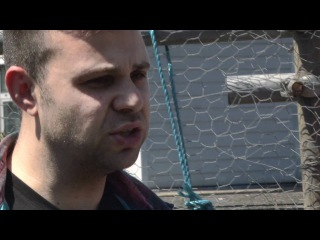 Kasra Foreign Concept Interview - DBTV - May 2012