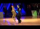 Konstantin Gorodilov - Dominika Bergmannova Estonian Championship 2014 Solo Cha-Cha