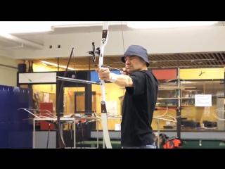 Ларс Андерсен_ новый уровень стрельбы из лука. Самый быстрый лучник