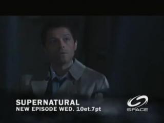 Промо + Ссылка на 5 сезон 3 серия - Сверхъестественное / Supernatural