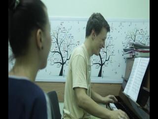 Уроки фортепиано в