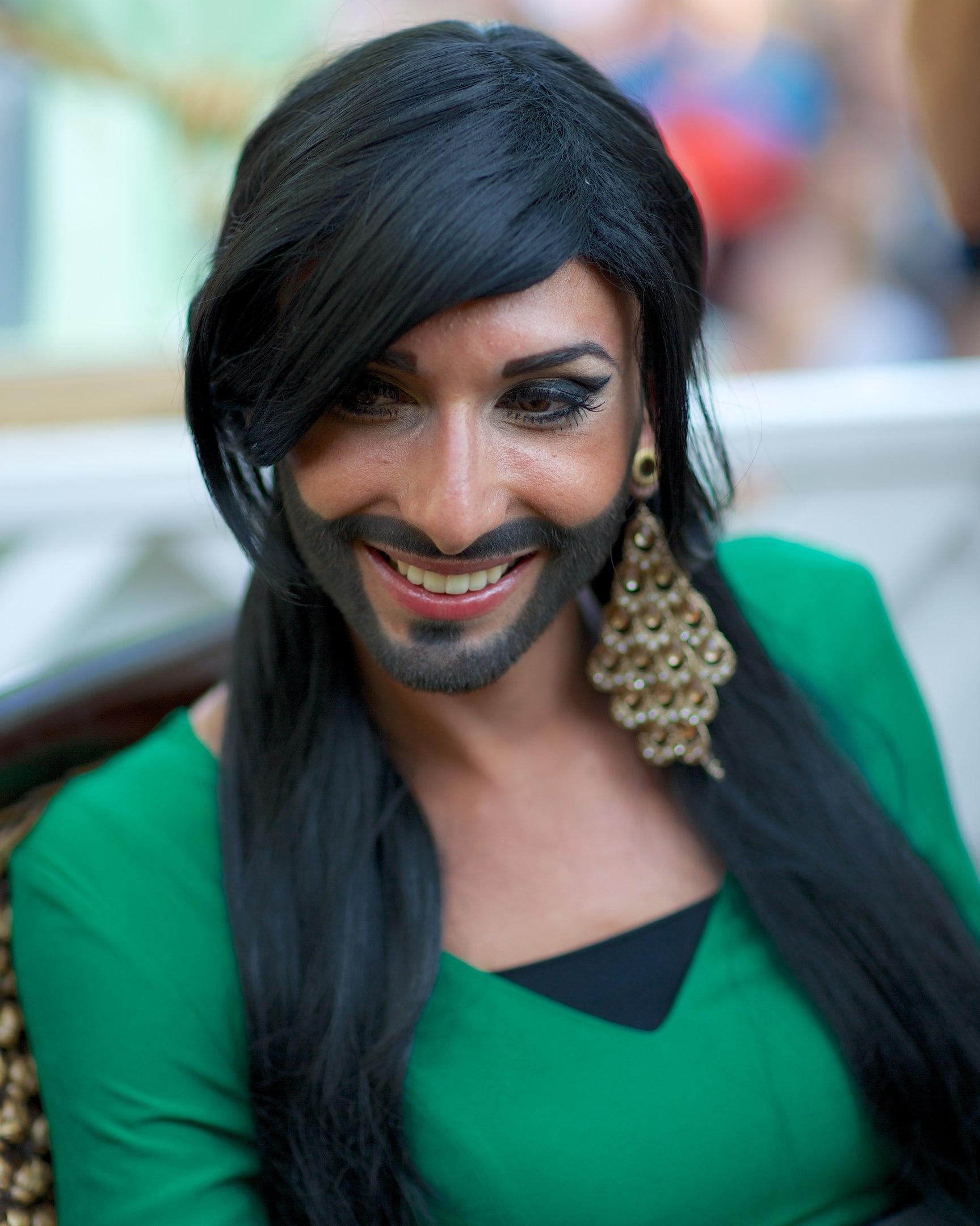 Всякий случай иван трансвестит получил сильнейший