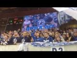 Греческая кричалка фанатов ХК Динамо (Москва)