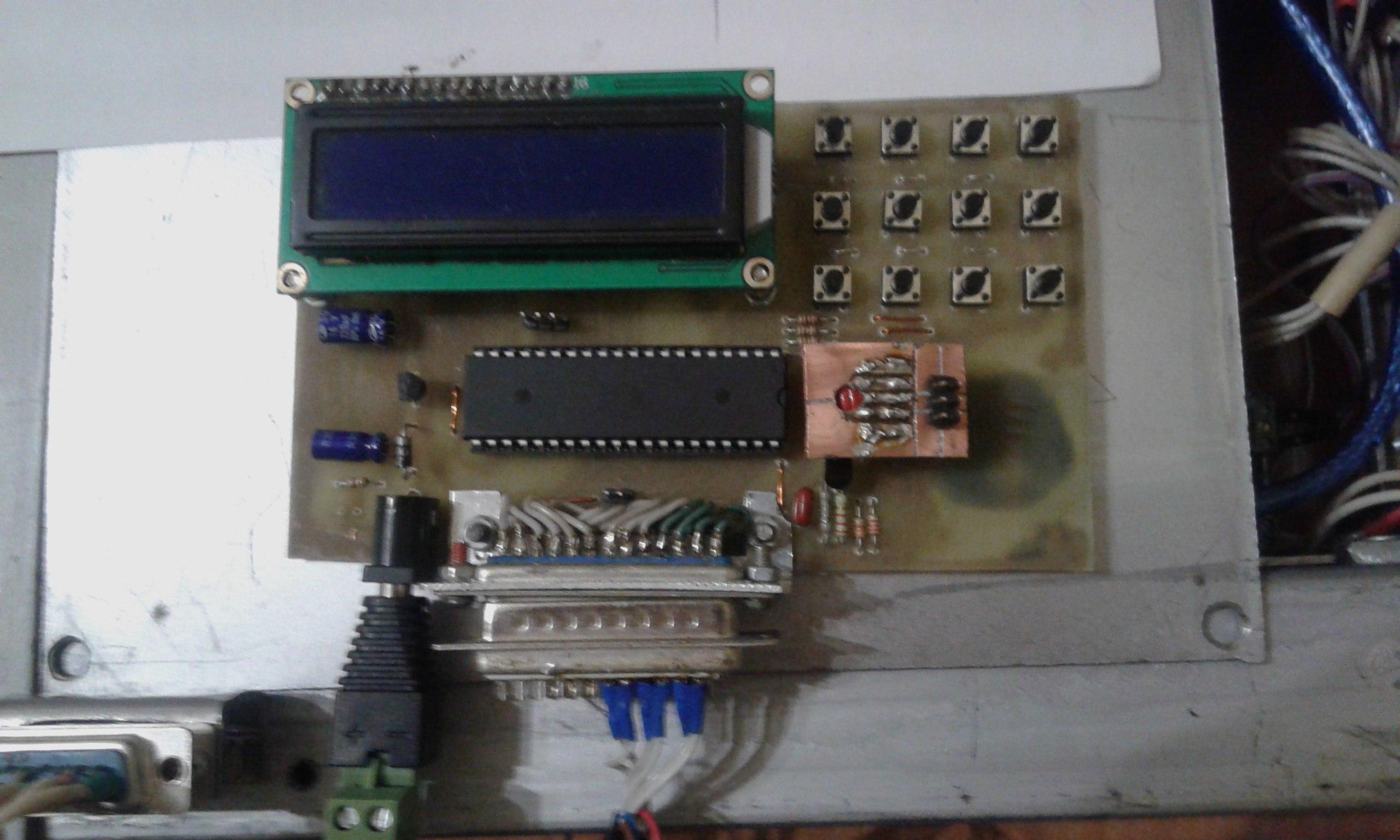 станок с чпу схема l297 l298