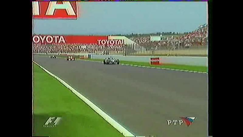 21.07.2002. Формула-1. Сезон 2002. 11 этап. Гран-при Франции. Гонка