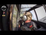 Flying Bf 109 G-4 Red 7 Restored after Roskilde Airshow crash. Fly with the pilot MUST SEE!!