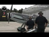Me 109 G-4 Red 7 in 2014 First flying display after crash at Roskilde Airshow AWESOME!