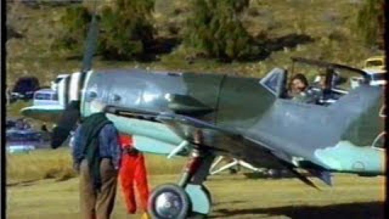 ME 109 Display by Mark Hanna New Zealand 1996