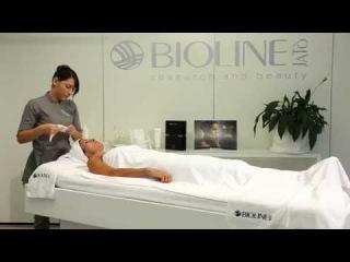 Профессиональный уход AG3 от Bioline-JaTo (демонстрация)