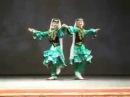 Татарский танец Сундикова Екатерина и Юмаева Айлина