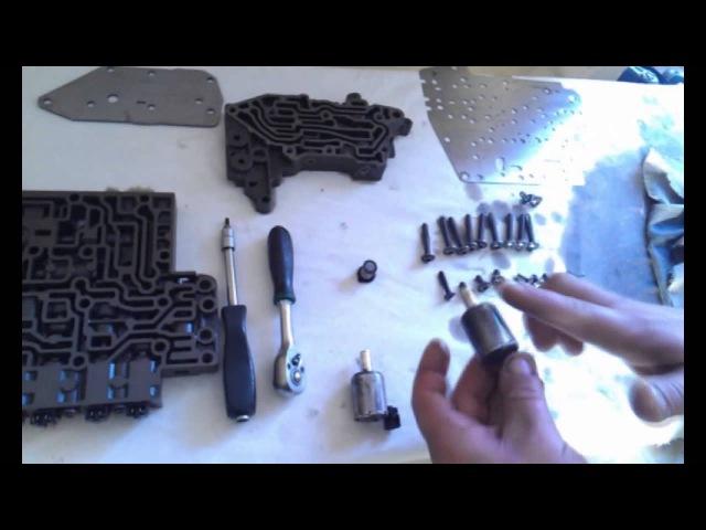 Ремонт коробки автомат DP0