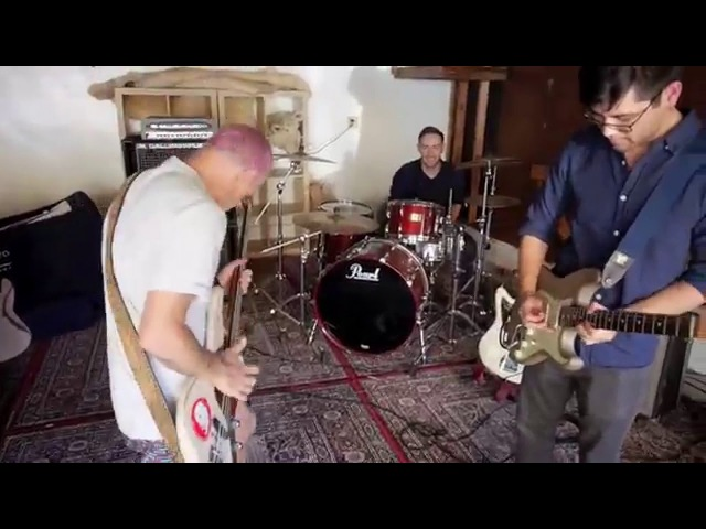 Jamming with FLEA (Can't Stop/Snow (Hey Oh)/Blood Sugar Sex Magik)