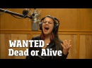 Wanted - Dead or Alive - Bon Jovi cover - Xiomara Crystal - Ken Tamplin Vocal Academy